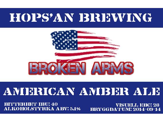 11 Broken Arms