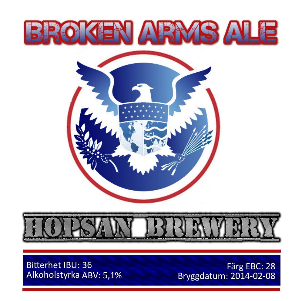 6 Broken Arms
