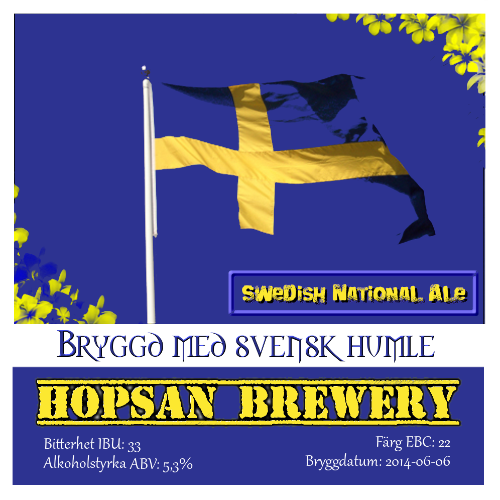9 Swedish National Ale